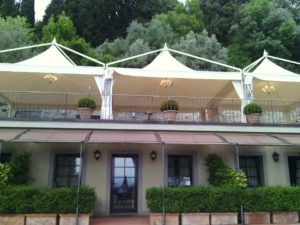 Gazebo Controsoffitto