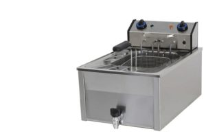 friggitrice 10 lt
