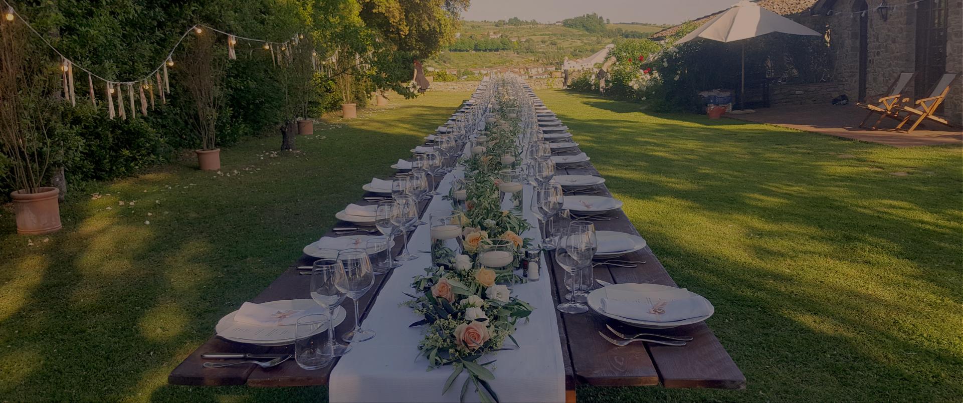 Nesti Noleggio Attrezzature Per Catering A Firenze Toscana